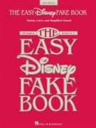 The Easy Disney Fake Book - 2nd Edition - 100 Songs in the Key of C