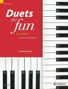 Duets for fun: Piano - Easy pieces to play together