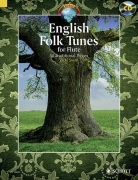 English Folk Tunes for Flute - 54 Traditional Pieces