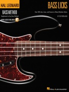 Hal Leonard Bass Method - Bass Licks