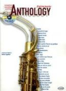 Anthology Vol. 1 + CD - tenor saxophone