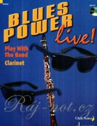 Blues Power live! + CD - Gernot Dechert - klarinet