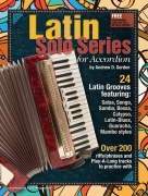 Latin Solo Series for Accordion