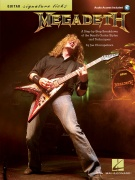 Megadeth: Signature Licks - A step-By-Step Breakdown of the Band
