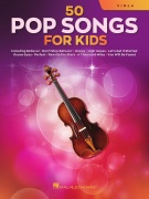 50 Pop Songs for Kids pro violu