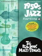 1950s Jazz Play-Along - Real Book Multi-Tracks Volume 12