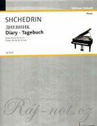 Diary - Rodion Shchedrin