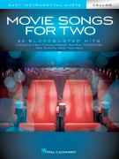 Movie Songs for Two violoncella - Easy Instrumental Duets