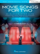 Movie Songs for Two housle - Easy Instrumental Duets