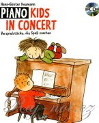 Piano Kids in Concert + CD - Hans-Guenter Heumann