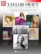 Taylor Swift - Easy Guitar Anthology - 2nd Edition