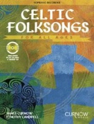 Celtic Folksongs for all ages pro zobcovou flétnu