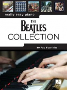 Really Easy Piano: 40 Beatles Hits skladby pro klavír