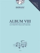 Album VIII  - 4 Easy/Intermediate Pieces for Flute and Piano