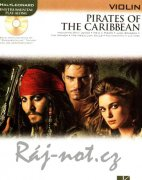 PIRATES OF THE CARIBBEAN + Audio Online / housle