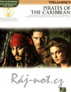 PIRATES OF THE CARIBBEAN + Audio Online / trumpeta