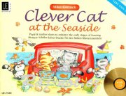 Clever Cat At The Seaside - Very Easy Level + CD - Mike Cornick