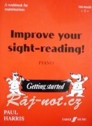 Improve Your Sight-Reading! Piano Pre-Grade 1