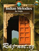 Indian Melodies + CD - housle