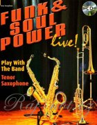 Funk & Soul Power Tenor-Saxophone + CD - Gernot Dechert