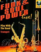 Funk & Soul Power Trumpet + CD - Gernot Dechert