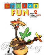 Guitar Fun Vol. 2 - 15 Easy Duets - Leslie Searle