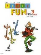 Flute Fun Vol. 3 - 15 Easy Trios - Leslie Searle