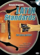 Latin Standards For Jazz Guitar + CD