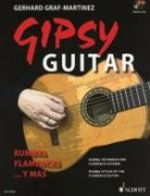 Gipsy Guitar + 2 CD - Gerhard Graf-Martinez