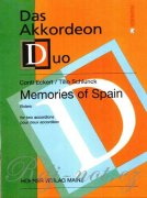 Memories of Spain - Bolero pro 1/2 akordeony