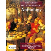 The Schott Recorder Consort Anthology Vol. 5