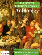 The Schott Recorder Consort Anthology Vol. 2