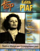 Top Edith Piaf - zpěv a klavír
