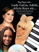 Play Piano With... Lady Gaga, Adele, Alicia Keys etc.