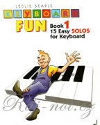 Keyboard Fun vol. 1 - Leslie Searle