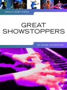 Really Easy Piano: Great Showstoppers - 20 Stage Favourites
