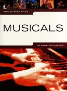 Really Easy Piano: Musicals