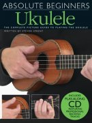 Absolute Beginners Ukulele (Book And CD)