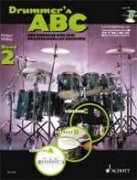 Drummer's ABC vol. 2 + CD - Holger Haelbig