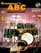 Drummer's ABC vol. 1 + CD - Holger Haelbig
