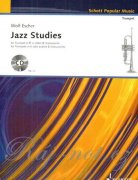 Jazz Studies + CD - Wolf Escher - trumpet (or other B-instruments)