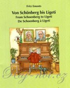 From Schoenberg to Ligeti - Easy Piano Pieces of the 20th Century