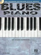 Blues Piano + CD