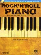 Rock N Roll Piano + CD