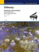Famous Piano Pieces vol. 1 - Claude Debussy