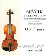 The Original Sevcik Violin Studies Op.7 Part 1