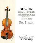 The Original Sevcik Violin Studies Op.7 Part 2
