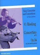 Concertino In G Op.24