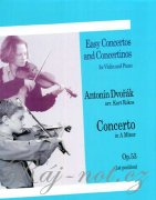 Concerto In A Minor For Violin And Piano Op.53