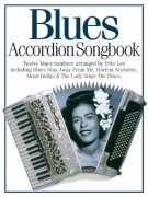 Blues Accordion Songbook - akordeon